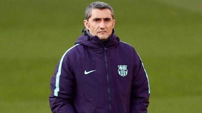 Gol Menit Akhir Man United Buat Pelatih Barcelona Ketar-ketir