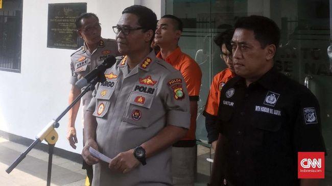 Polisi Kejar Penjual Sabu ke Artis FTV Agung Saga