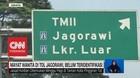 VIDEO: Mayat Wanita di Tol Jagorawi, Belum Teridentifikasi