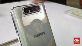Samsung Diuntungkan Perang Huawei vs AS