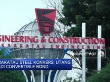 Sabar Ya, Masih Panjang Jalan Krakatau Steel Gabung Inalum