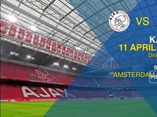 Ini Valuasi Tim Perempat Final Liga Champions Eropa