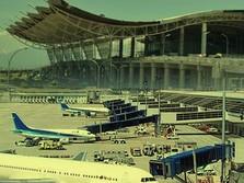Corona Mewabah, 9 Maskapai Setop Terbang ke China dari Soetta