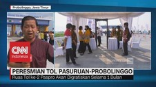 VIDEO: Jokowi Akan Resmikan Jalan Tol Paspro