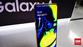 Spesifikasi dan Harga Samsung Galaxy A80 dengan Kamera Putar