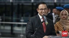 Anies Baswedan: Jakarta Aman, Jangan Khawatir
