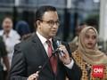 Pesan Anies untuk Jokowi soal Rencana Pemindahan Ibu Kota
