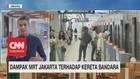 VIDEO: Dampak MRT Jakarta Terhadap Kereta Bandara