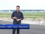 Duh Pak Jokowi, Tiket Pesawat Masih Membumbung Tinggi