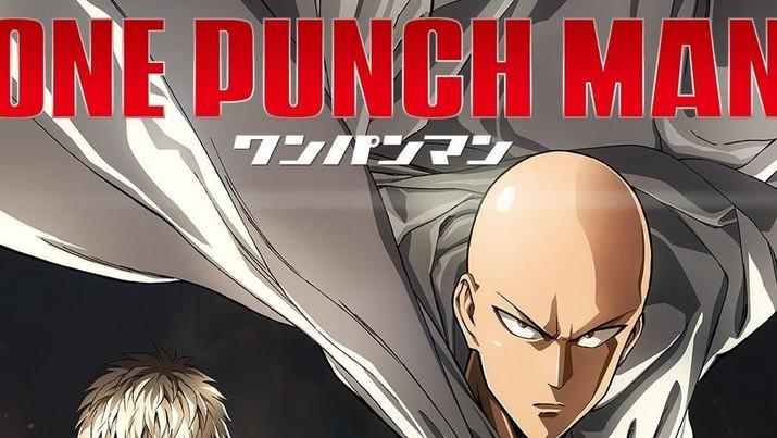 Pertemuan Saitama & King Jadi Pembuka One Punch Man Season 2