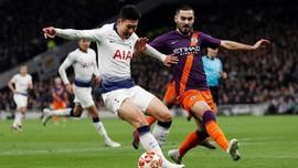 Son Heung-min, <i>Man of The Match</i> Tottenham vs Man City