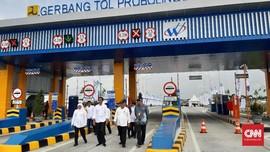Jokowi Tanggapi Santai Tuduhan Tol Tak Pangkas Biaya Logistik