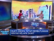 Indonesia Perlu Pasar Baru bagi CPO