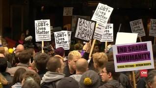 VIDEO: Brunei Terapkan Syariat Islam, Komunitas LGBT Tiarap