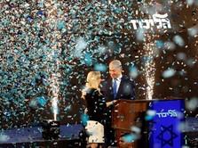 Menang Pemilu, Netanyahu Cetak Rekor Jadi PM Israel 5 Kali