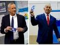 TPS Dibuka, Pemilu Pertarungan Netanyahu dan Gantz Dimulai