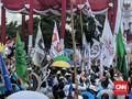 Kampanye di Solo Prabowo Klaim Tak Diizinkan di Semarang