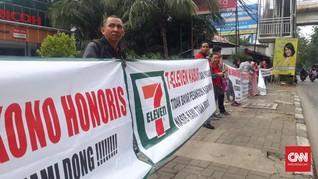 Tuntut Pesangon Rp7,56 M, Eks Karyawan Sevel Akan Demo 3 Hari