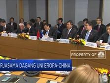 Jadi Musuh Dagang AS, Uni Eropa dan China Makin Mesra