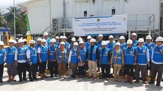 Pertama Kali, Pembangkit Listrik di Wilayah Timur Pakai LNG