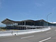 'Pledoi' Kemenhub Soal Bandara Kertajati yang Dikritik JK