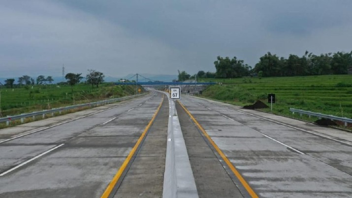 Danai Tol Pandaan, Dinfra Mandiri Investasi Raup Rp 400 M