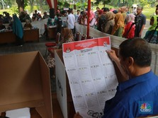 Pemilu di Malaysia 14 April, Surat Suara Sudah Tercoblos 01?