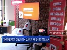 Shopback Disuntik Dana Rp 643,5 Miliar
