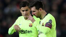 Barcelona Waspadai Serangan Menit Akhir MU di Liga Champions