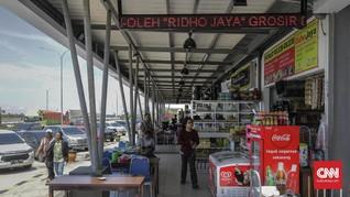 Jokowi Kritik Rest Area: Ayam dan Kopinya Itu-itu Saja