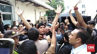 Prabowo-Sandi Kalah di Rutan Ahmad Dhani