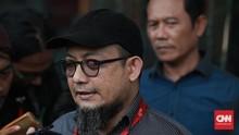 KPK Tagih Polri Ungkap Kasus Novel Baswedan