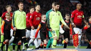 Serangan Sayap Manchester United Bisa Singkirkan Barcelona