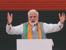 Punya Penduduk 1,3 Miliar, India Lockdown untuk Lawan Corona