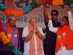 Modi Diperkirakan Menang Pemilu, Bursa India Bersorak