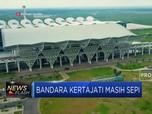 JK Kritik Bandara Kertajati yang Masih Sepi