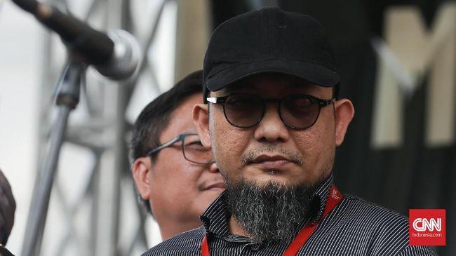 2 Tahun Kasus Novel Mandek, Komitmen Jokowi Jadi Pertaruhan