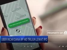 Uber Siap IPO Mei 2019