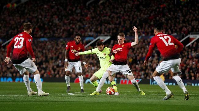 4 Kunci Man United Kalahkan Barcelona di Camp Nou