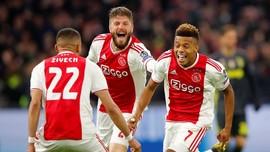 Asosiasi Belanda Bantu Ajax Juara Liga Champions