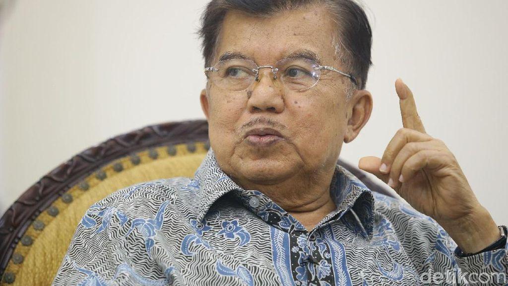 JK soal Luhut Diutus Temui Prabowo: Menunggu Waktu yang Baik