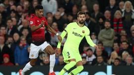Lini Depan Tumpul Bikin Man United Keok dari Barcelona