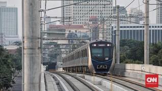 PT MRT Jakarta Sudah Siapkan Mitigasi Antisipasi Banjir