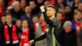 Cristiano Ronaldo Raja Gol Fase Gugur Liga Champions