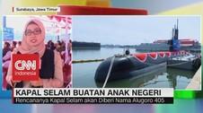 VIDEO: Alugoro 405, Kapal Selam Baru Buatan Anak Bangsa
