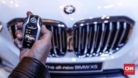 FOTO: BMW X5 Generasi Baru Dirakit Lokal