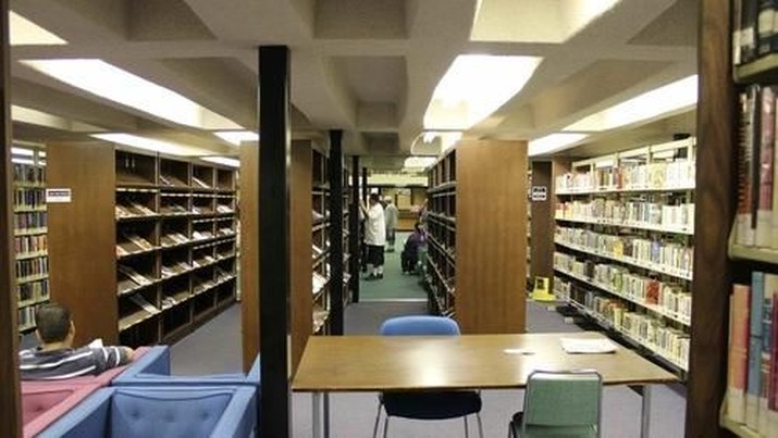 Ini Perpustakaan Unik di Dunia, Ada yang Mirip UFO!