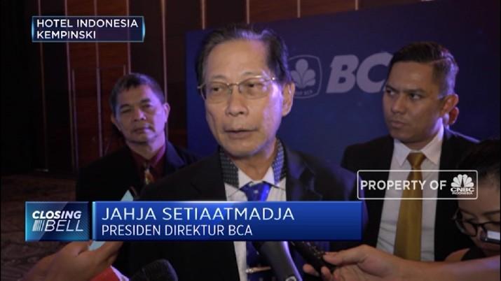 Bos BCA: Bank Royal Kemungkinan Dimerger ke BCA Syariah