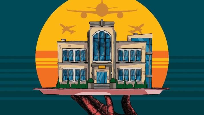 Penas Jadi Induk Holding Penerbangan, Perusahaan Apa Itu?