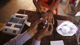 Salah Pilih Partai Saat Pemilu, Lelaki India Potong Telunjuk